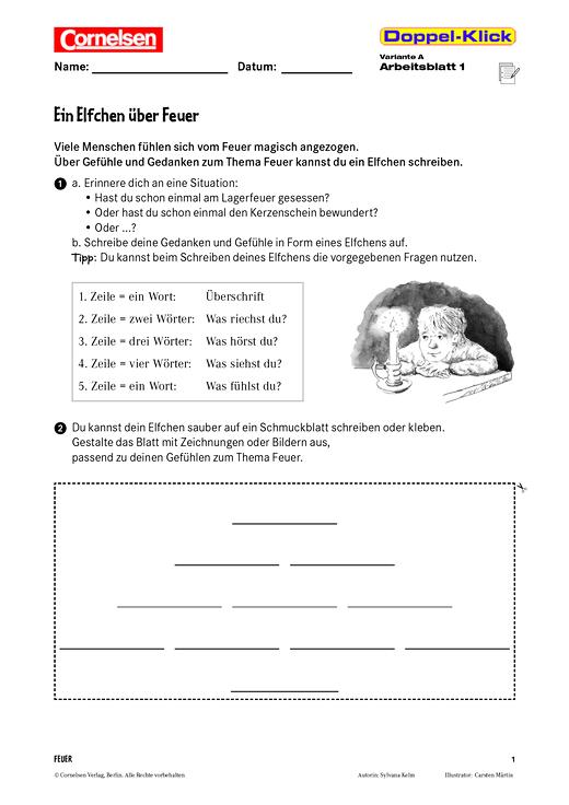 gedichtinterpretation beispiel klasse 10