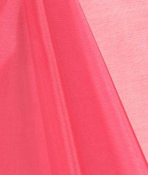 Axx 2 Tones Crystal Mirror Iridescent Organza Sheer Party Decor Fabric Material
