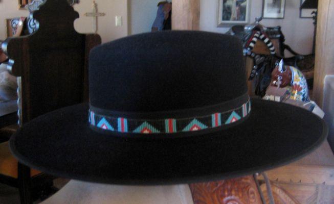 Western Hat Band Native American Native American Beading Beaded Hat Bands Western Hat Bands