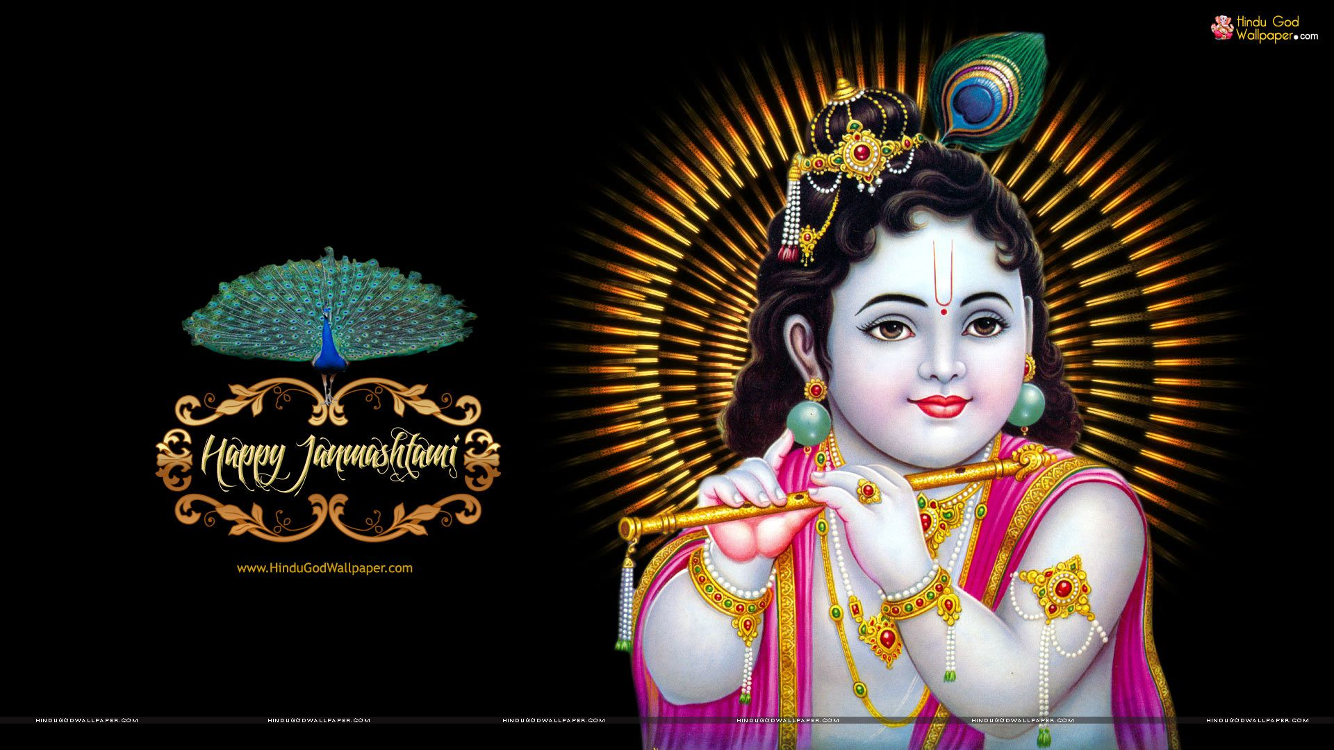 Indian Janmashtami Wallpapers Free Download Janamashtami