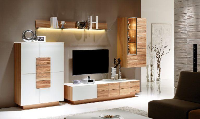 Natürliches und modernes Wohnen Kein Gegensatz! - Schrank Für Wohnzimmer