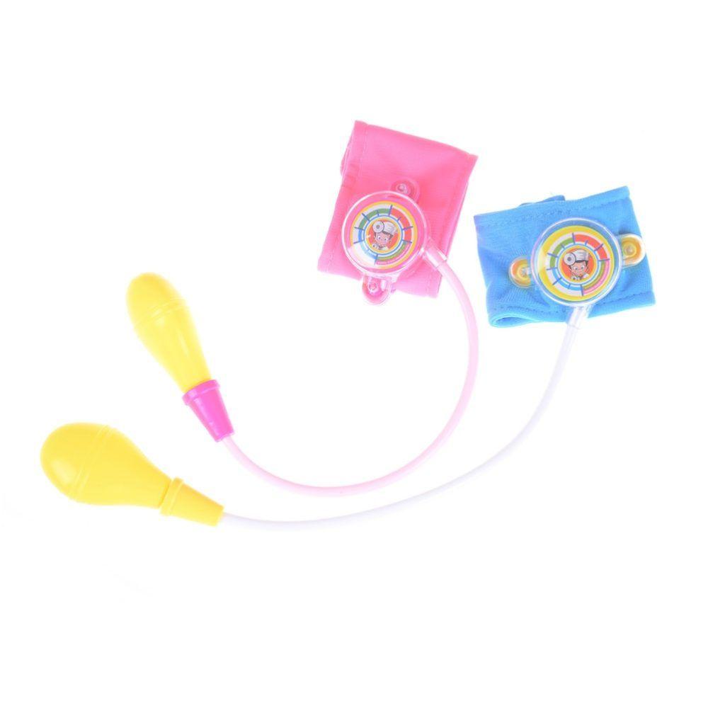 Doctor Toy medical toys doctor kit kid doctorset doctor nurses blood pressure