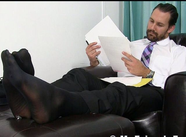 Sheer Socks For Men