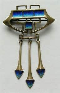 arts and crafts movement style jewelry - Yahoo Image Search Results