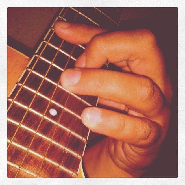 Guitarreando