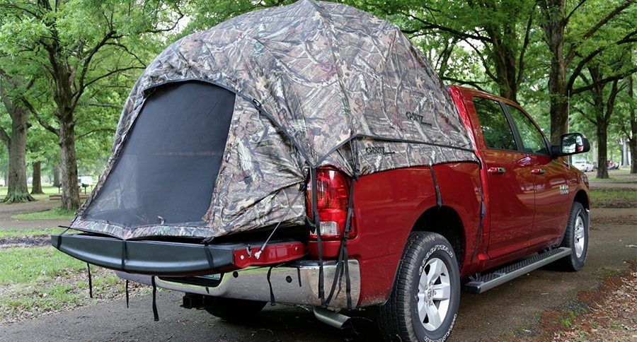 4 Best Truck Tents for Your Fall Weekend Escape Truck