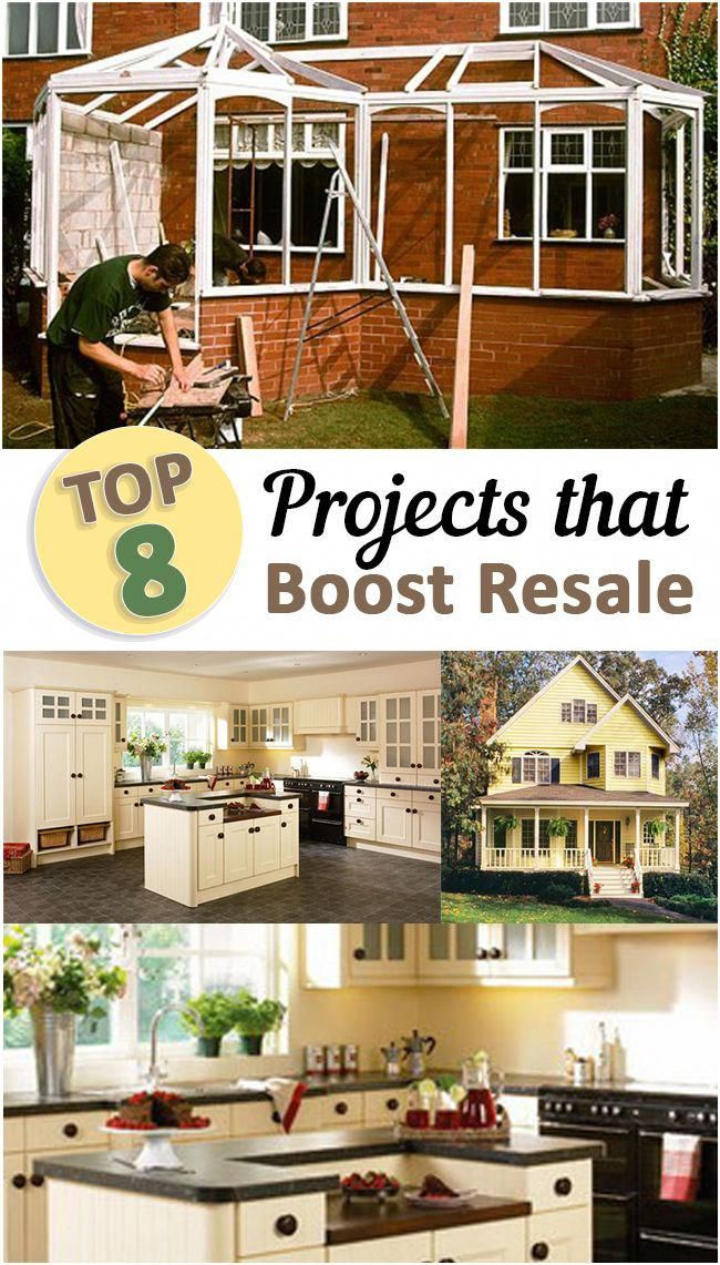 Top Projects That Boost Resale Value