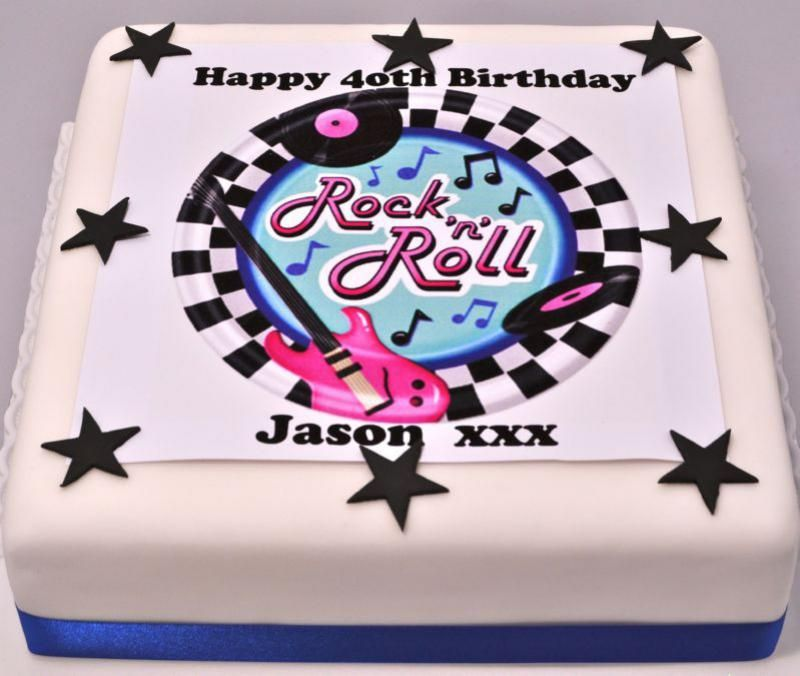 Rockand Roll Cakes Google Search Ideas Pinterest Roll Cakes