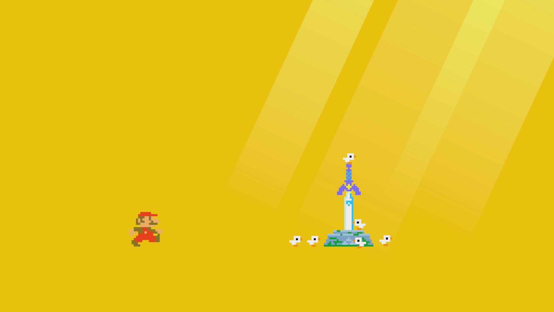 Nintendo a annonce que Super Mario Maker 2 aura droit a une mise a jour incluant Link de la ser
