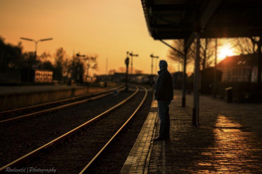 A Estação sem o Trem.