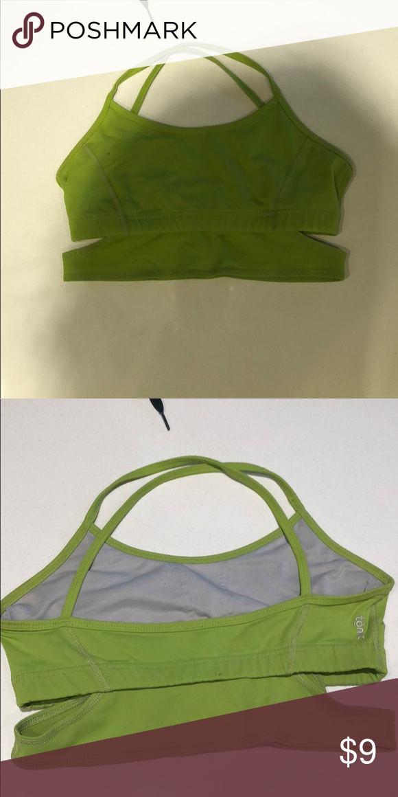 d6f99327c1f15 Tonic bra Neon bra tonic Intimates   Sleepwear Bras