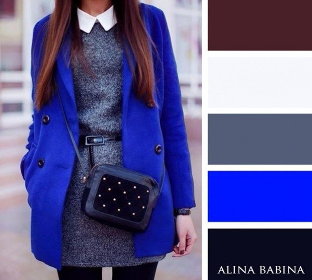 9725bb7145ad 19 combinaisons de couleurs pour pouvoir composer LA tenue parfaite ...