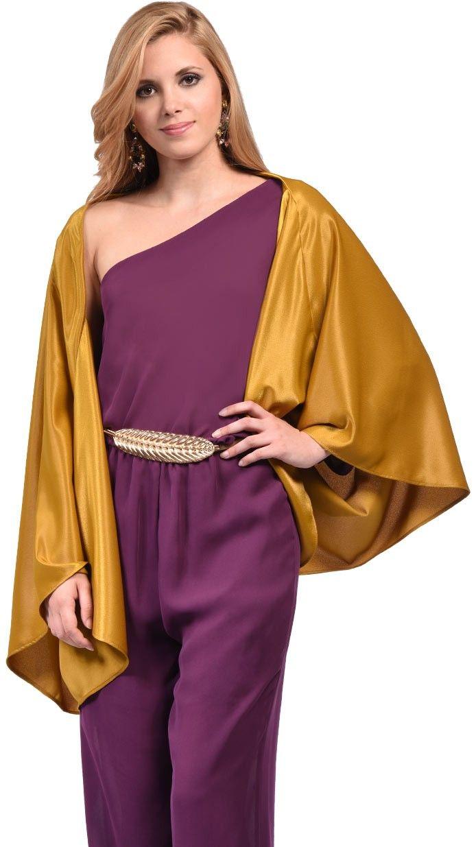 DRESSEOS - Invitada perfecta - Original chaqueta estilo kimono de ...