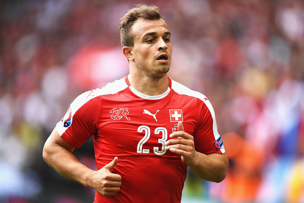 Soccer Liverpool Turn To Xherdan Shaqiri Xherdan Shaqiri Is Leaving Stoke Its Common Knowledge Thatxher World Sports News Liverpool Transfer Liverpool