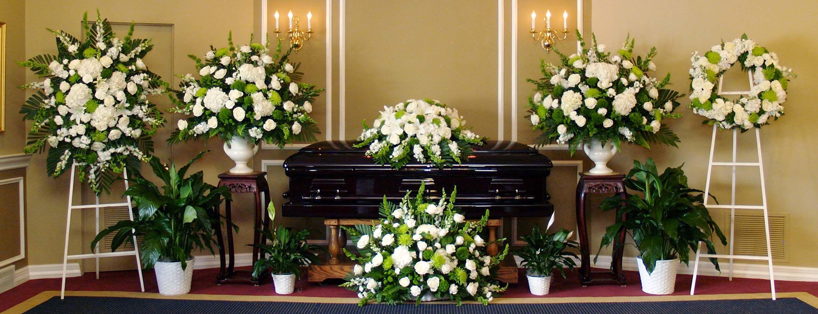 Example Of Funeral Flowers Funeral Flowers Purple Flower Arrangements Funeral