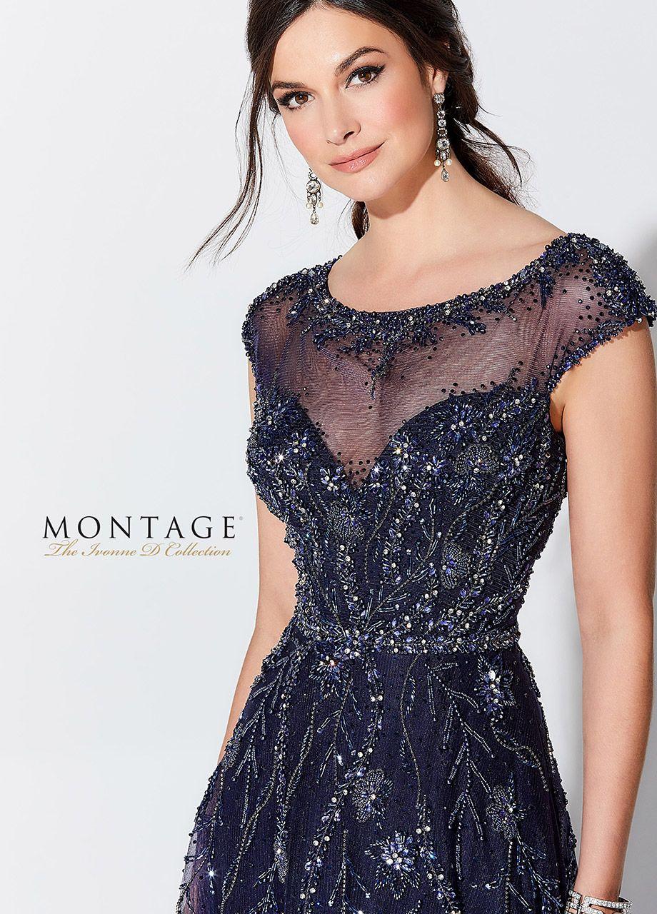 Ivonne D Evening Dresses 119d48 En 2019 Vestidos De