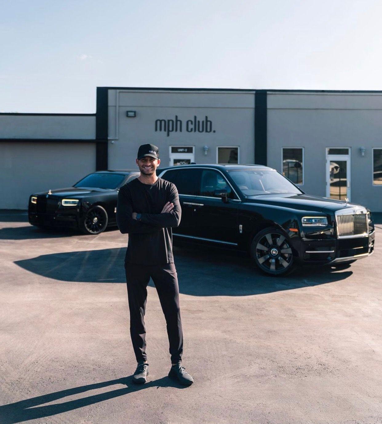Custom Luxury Vehicle Fanatic Liram Sustiel Donates His Lamborghini Income To Charity Nashville News Dan Bilzerian Entertainment Industry