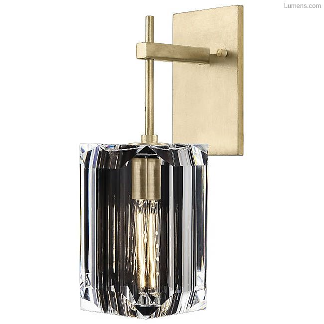 Monceau Stemmed Wall Sconce By Jonathan Browning For Fine Art Lamps Fine Art Lamps Sconces Wall Sconces