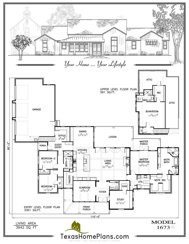 Texas Home Plans Texas Farm Homes Page 168 169 Texas Homes House Plans Texas Farm