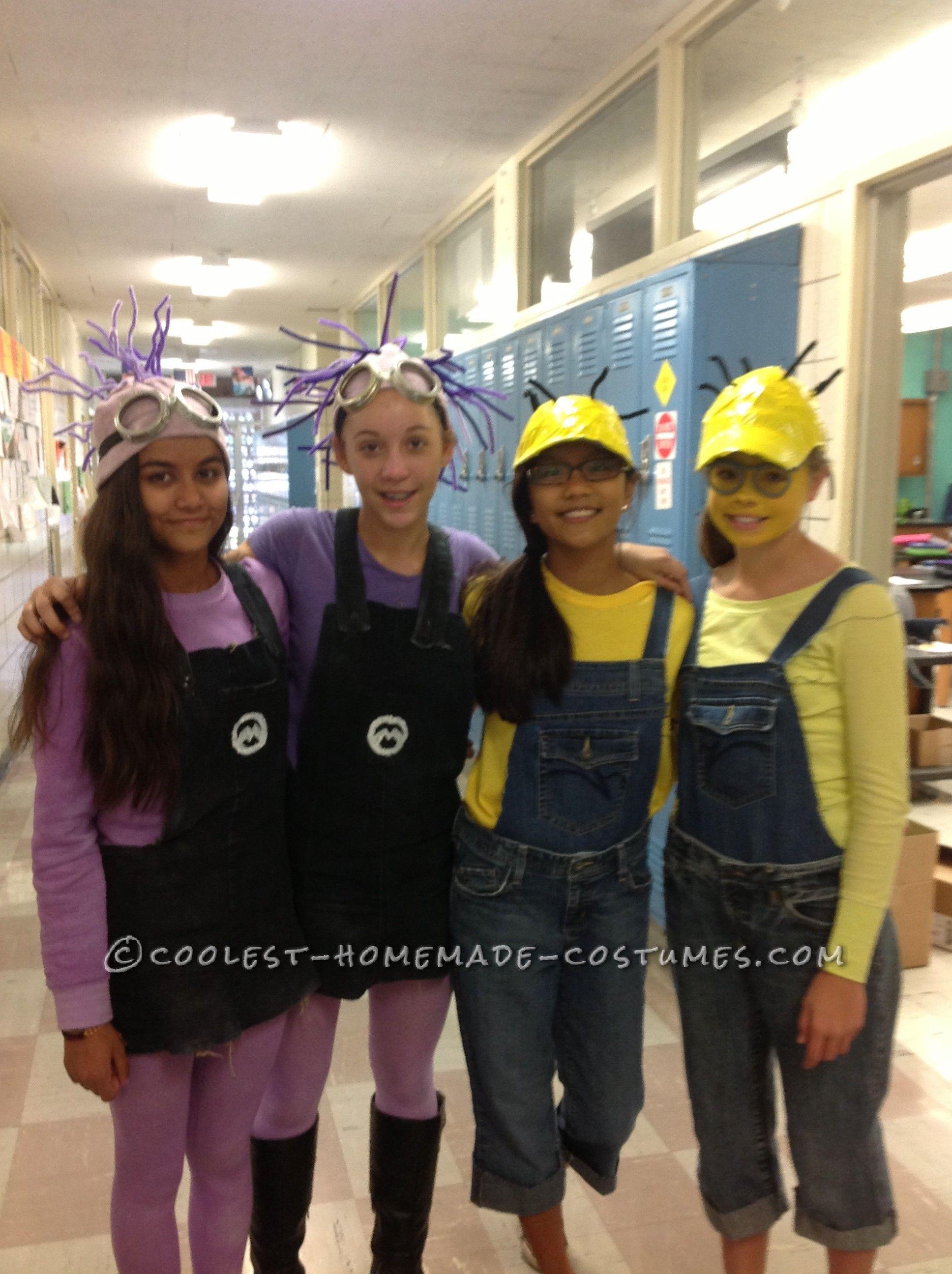 cool group minion costumes tutu costume ideas rh pinterest cl
