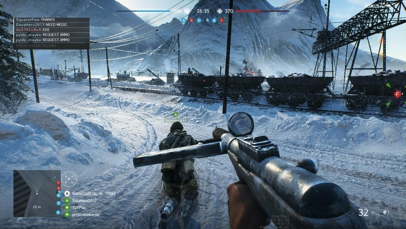 If You Had A Chance To Play Battlefield V What Do You Guys Think
