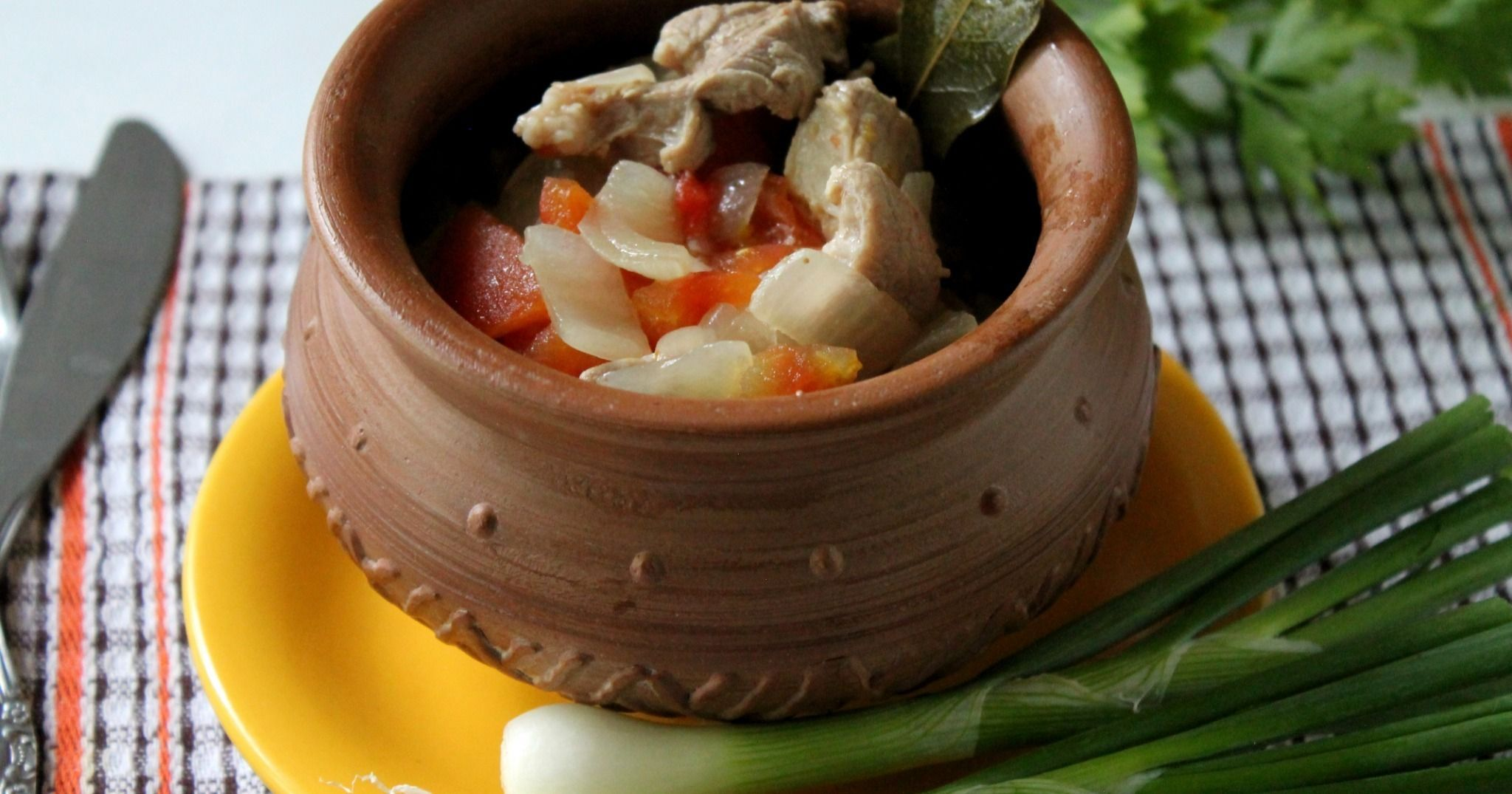 рецепт блюд в горшочке с фото при
