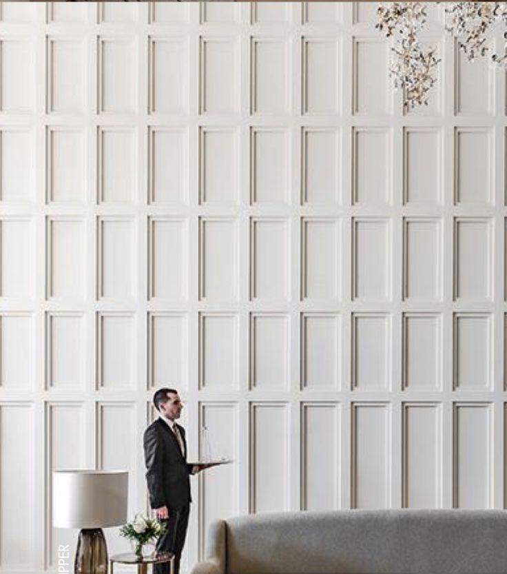 Rectangular Wall Panels Wallpaper Wall Finishes Wall Paneling Wall Cladding Wall Deco