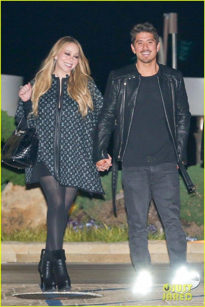 Mariah Carey Boyfriend Bryan Tanaka Enjoy A Romantic Date Night At Nobu Mariah Carey Boyfriend Mariah Carey Bryan Tanaka