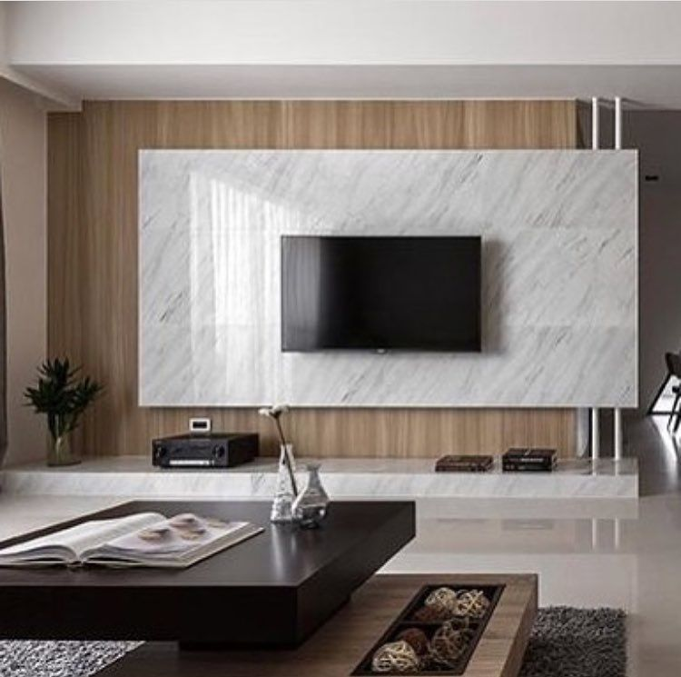 Pin By مهندس ديكور داخلي On Tv Pannel Living Room Design Modern Apartment Interior Tv Room Design