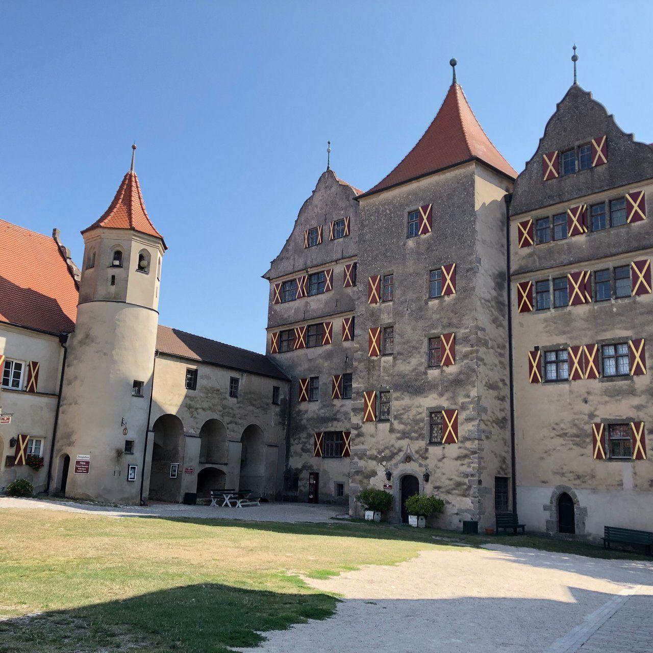 Pin Von Claus Auf Germany Bavaria Burgen Und Schlosser Burg
