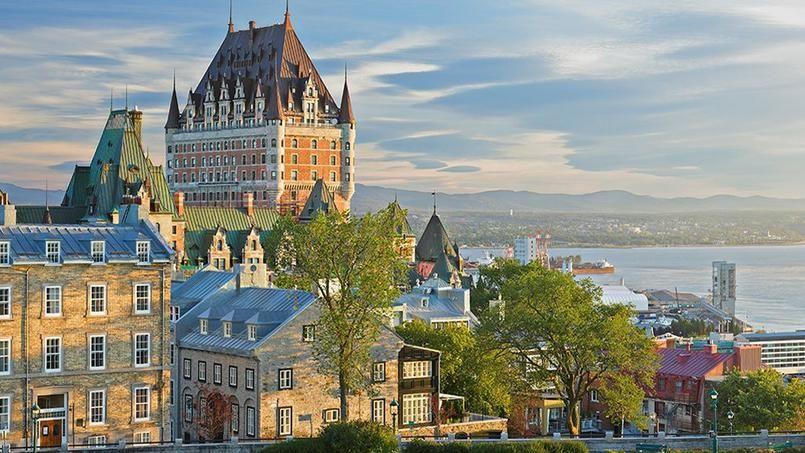 Les 10 sites et attractions incontournables au qu bec for Chambre chateau frontenac