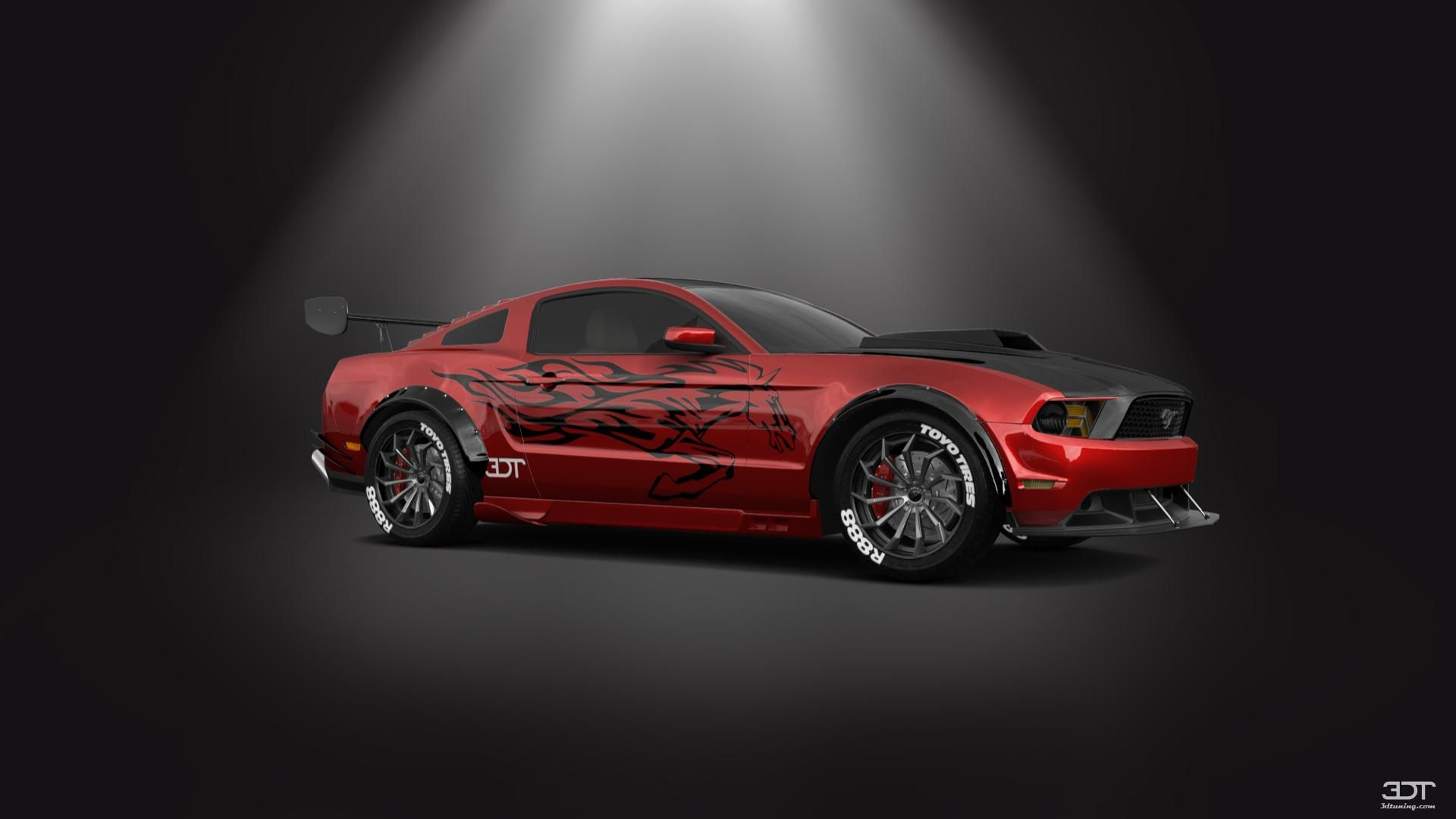 Checkout My Tuning Ford Mustang 2012 At 3dtuning 3dtuning Tuning Mustang Ford Mustang Ford