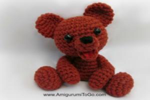 Conejo Amigurumi Patron Gratis : Patron gratis oso amigurumi amigurumi gatos conejos y osos