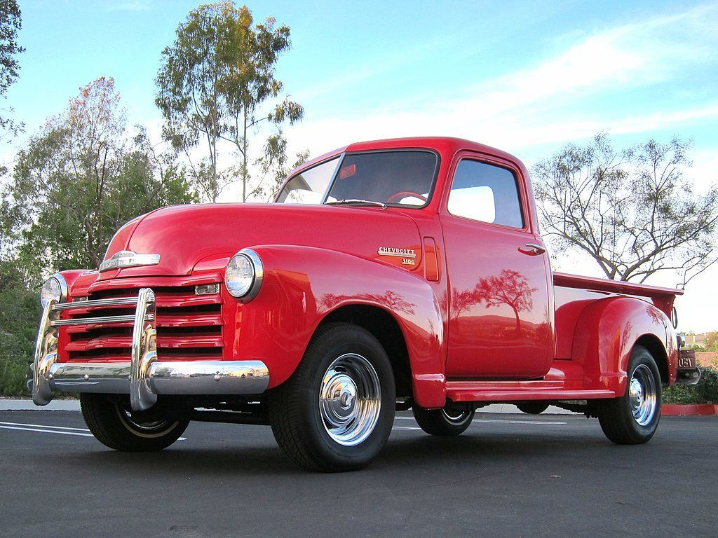 FOR SALE: 1949 CHEVROLET PICKUP TRUCK | HotrodHotline.com ...