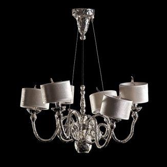 pieter adam melting amsterdam chandelier hanglampen lichtkunde