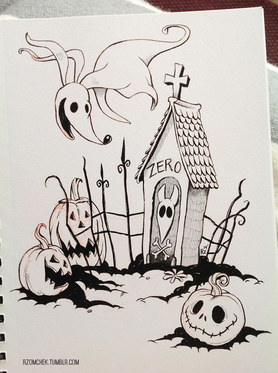 INKtober, Inktober - Pen and Ink Sketchbook illustration - Tim ...