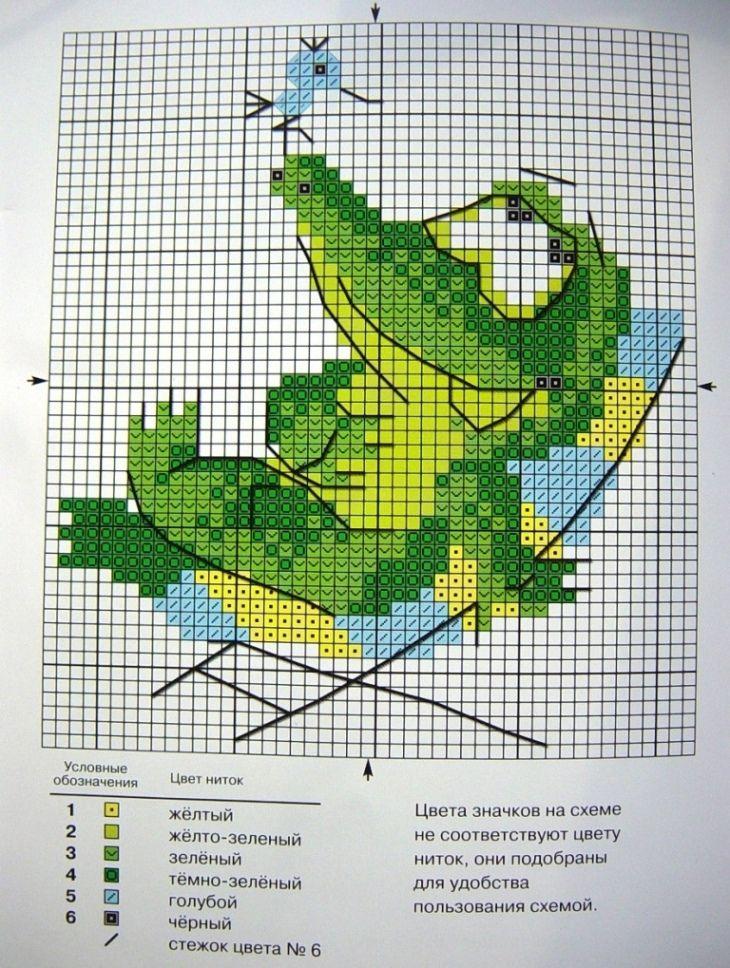 crocodile | Borduren : thema krokodillen | Pinterest | Stickmuster ...