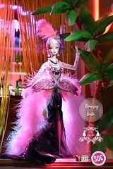 Flamazing Celebration (Spanish Doll Convention) Tags: doll muñeca barbie convención spanish madrid mattel sdc coleccionistas collector signature poupée bambola souvenir magia 2000 españa spain 2019 silkstone flamazing celebration #spanishdolls