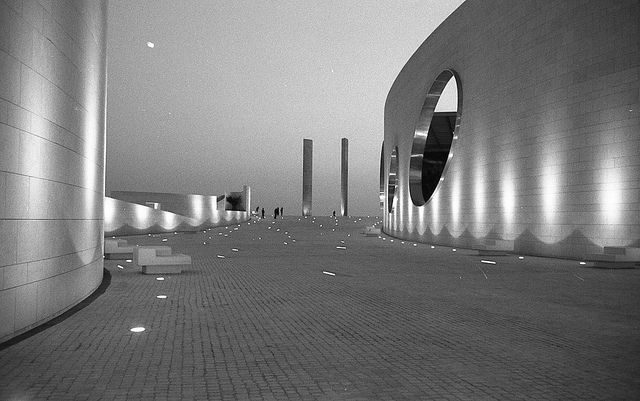 Champalimaud Centre for the Unknown - Charles Correa - Lisbona