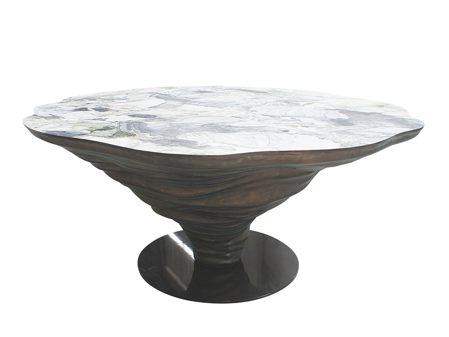 Download The Catalogue And Request Prices Of Kenya K1380 By Karpa Round Marble Table Round Marble Table Marble Table Table