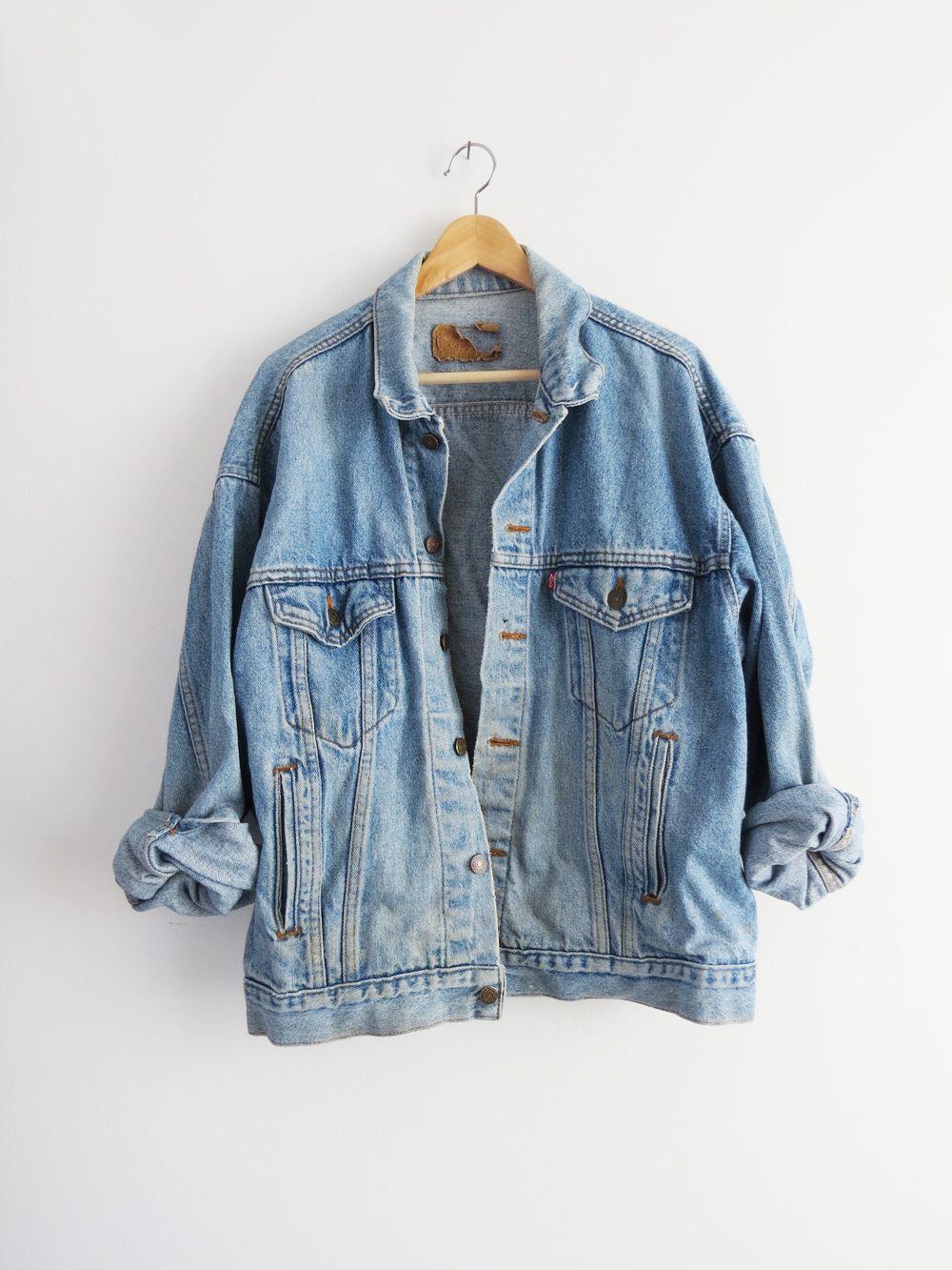 Levis Denim Jacket Vintage Jean Jacket Sold Vintage Jean Jacket Vintage Denim Jacket Vintage Jeans