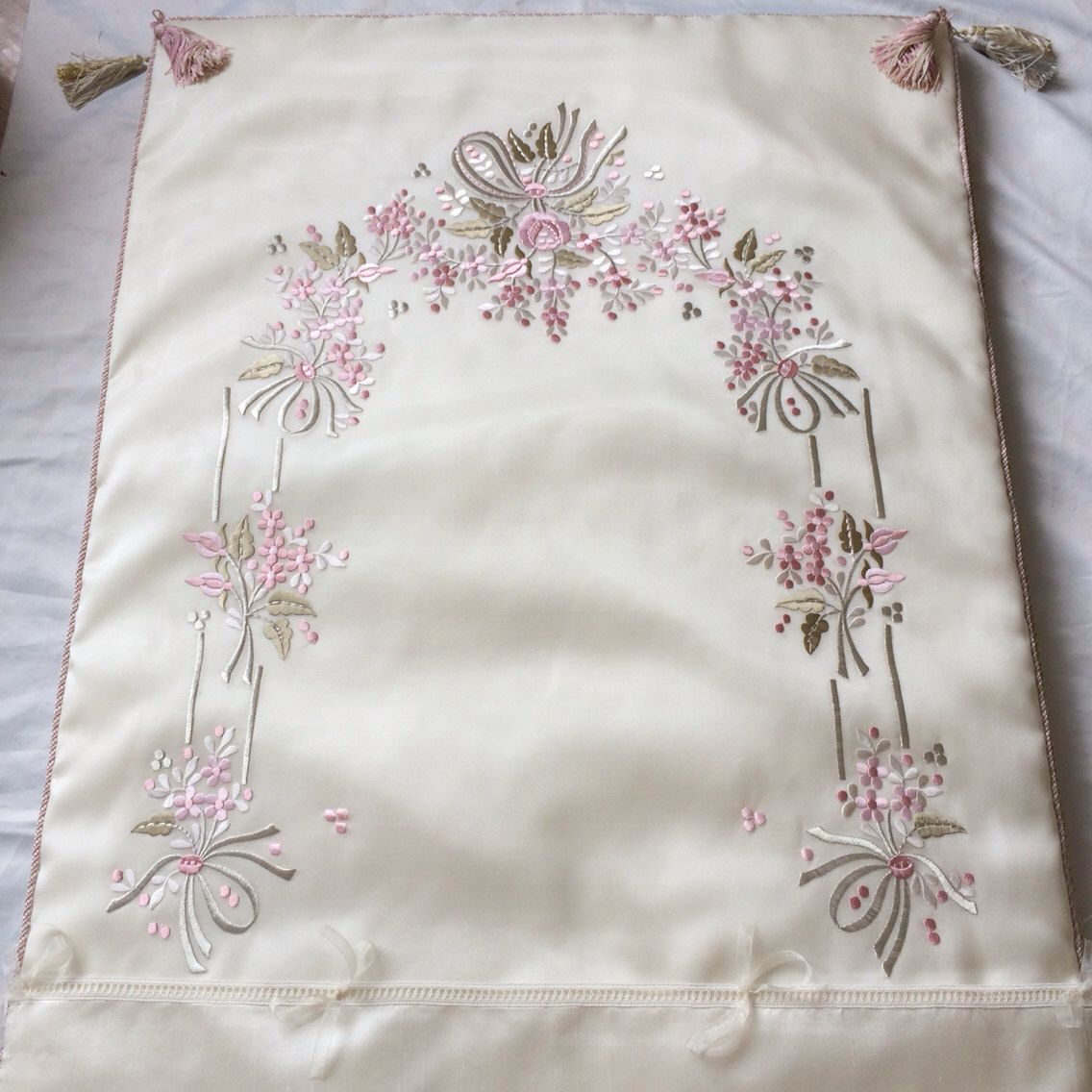 Set of machine embroidery designs u flowers in by