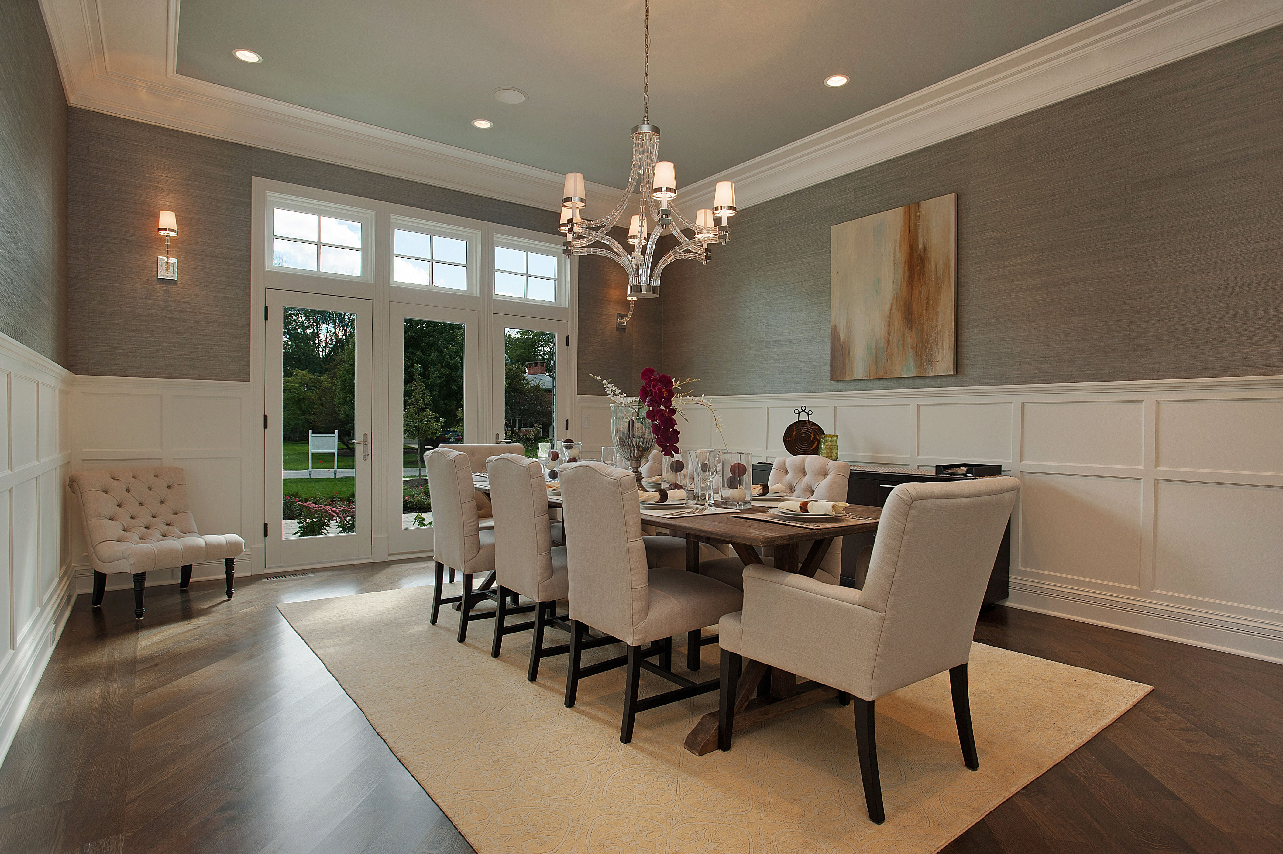 Décor for Formal Dining Room Designs | Dining room wall ...
