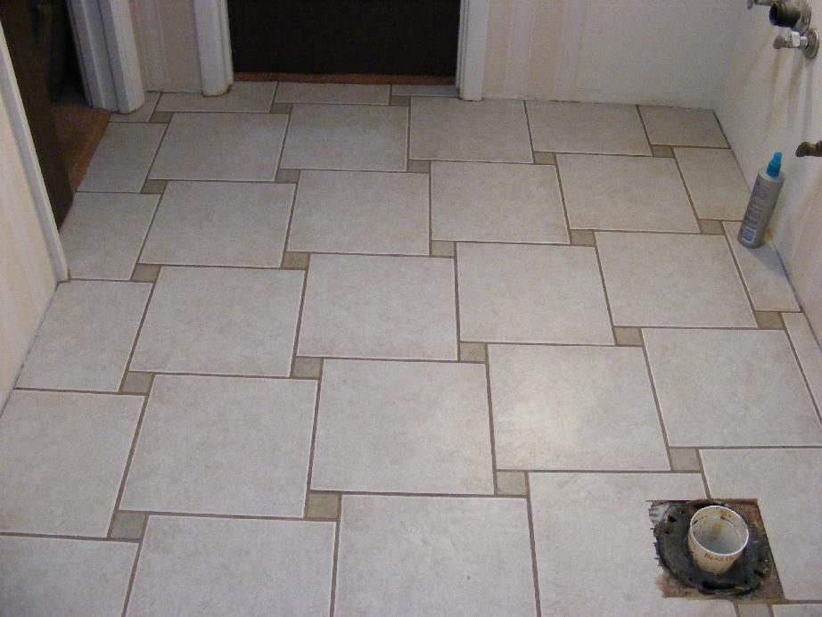 Ceramic tile floor design patterns ceramic tile flooring for Ceramic tile patterns for bathroom floors