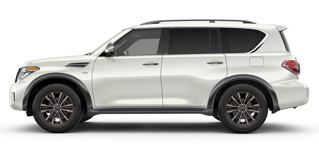 View Interior And Exterior Photos Accessories And Color Options For The All New 2017 Nissan Armada My New Car Nissan Armada Nissan Armada
