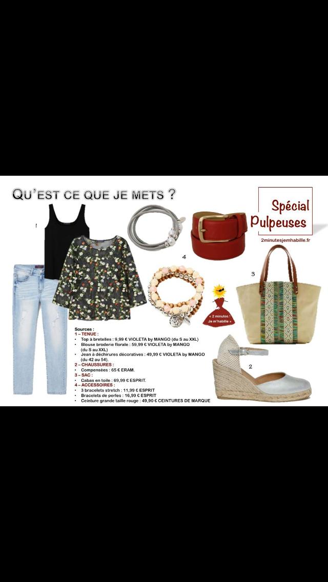 SPECIAL PULPEUSES & CHIC : comment porter le jean déchiré ? Les conseils pour éviter les fashion Faux Pas sur 2minutesjemhabille.fr #jeans #rondes #styleoftheday #styleblogger #fashion #fashionlook #style #styleoftheday #curves #style #look #lookstyle #pulpeuses #lookdujour #blogueuse