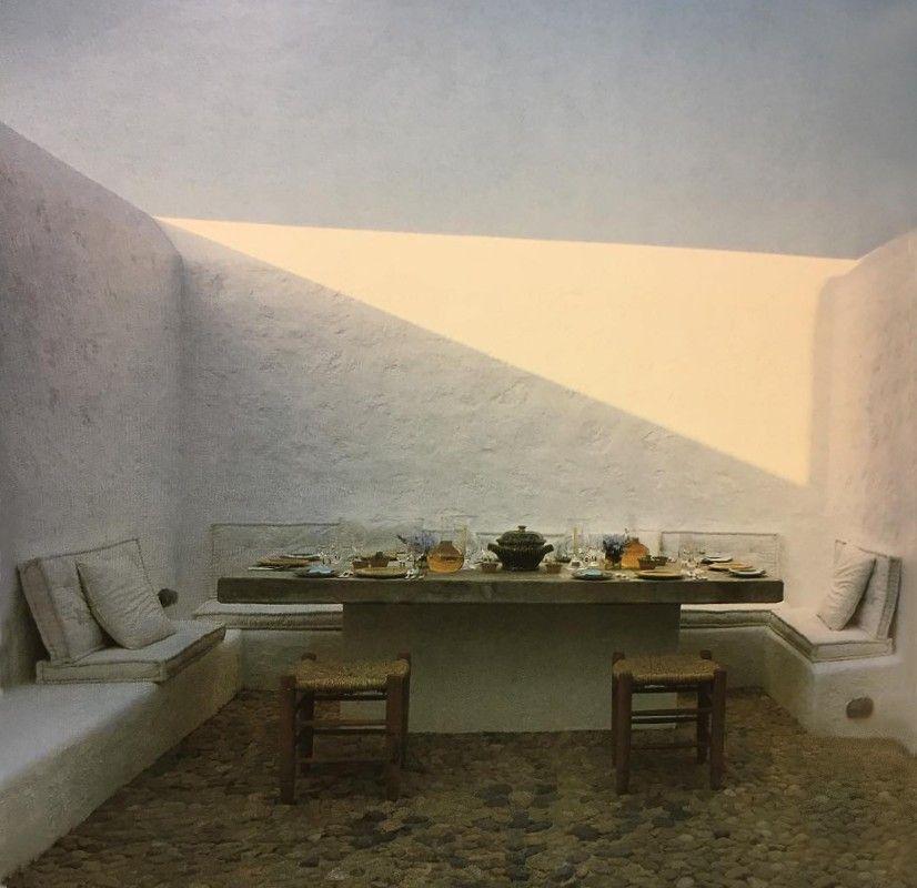 Blueberrymodern House In Canary Islands From World Of Interiors World Of Interiors Island House Alfresco
