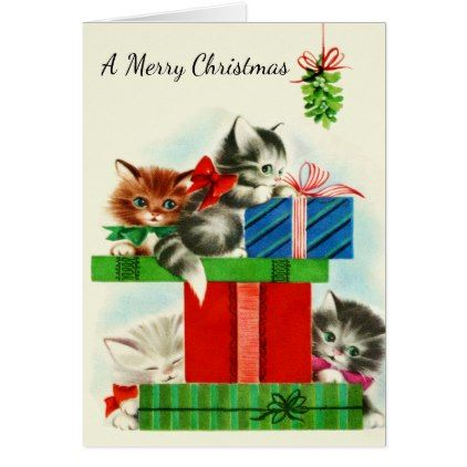 A pussy cats christmas