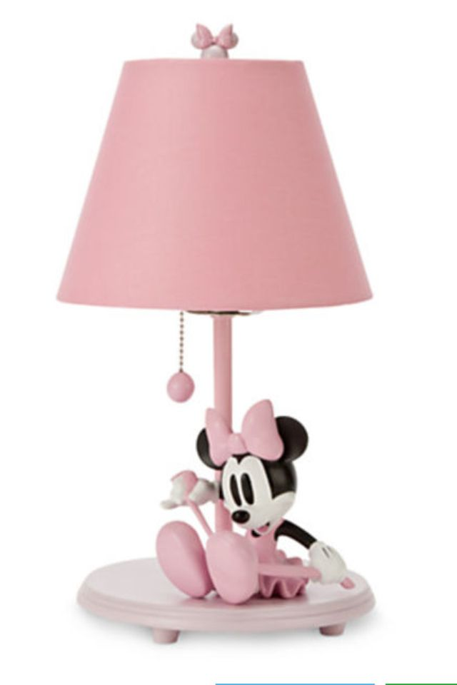 Awesome Minnie Mouse Lamp :)