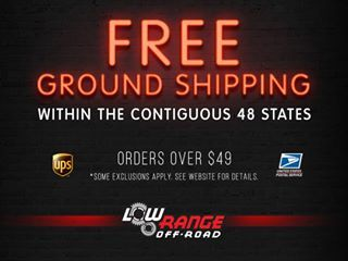 Low Range Off Road Free Shipping No Coupon Code Or Discount Code